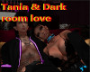 Tania & Dark room love