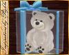 I~Gift Bear*Blue
