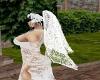 Candy's Wedding Veil