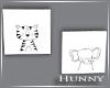 H. Nursery Canvas Art