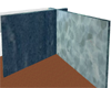 Atlantian Two-Tone Wall