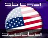 SFS U.S. Button Small