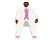 Wedding Pants White/P