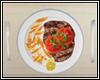 Der Grilled Steak