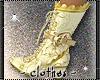 clothes -Loli bootsStraw
