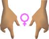 3 Fingered Female Hands