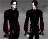 Vampire Goth Pvc Suit
