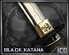 ICO Black Katana F