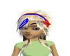 patriotic hair style