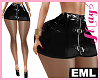 EML Bb Skirt PVC Black