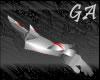 GA Ash M Armor Glove L