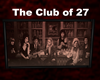 club of 27 frame