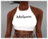 Melanin.