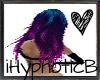 Blue & Pink Hair