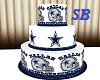 SB* Dallas Cowboys Cake