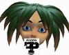 F> GreenWood MomokoHair