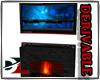 Curved TV Fireplace_dev