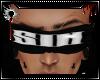 |J| SIN Blindfold