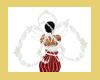 VIC FASHION FLOWER WING