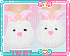 Kids Pjs Bunny Slippers