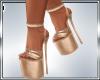 seChampagne Heels
