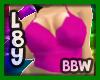 CMC* BBW Pink Halter
