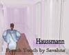 """""""SAV"""" HAUSSMAN AMBIENT"""