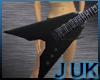 E Guitar - Custom V - F