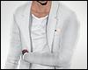 White on White Suit