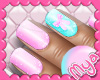 Kid ☆Arisu☆ Nails