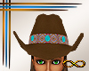 [CFD]Cowboy Chic Hat