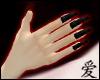 !a! Kaneki.Black Nails