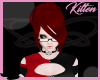 K; Red Hair Pony