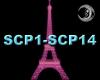 [SCP1-SCP14] Paris