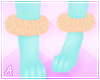 A| Romi Fur Anklets 3