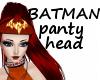 KP batman panty hat