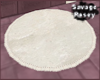 Pearl White Rug