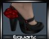 Gothic Red Heels