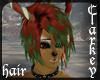 {Cy} Candi-Cane Hair