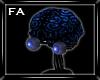 (FA)BrainHead Blue