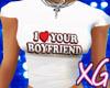 I Love Ur Boyfriend T