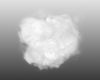 cloudy white