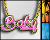C| Baby Female Necklace