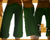 Elf strap pants