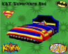 K&T Superhero Bed