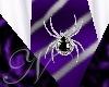 ~N~ Arachnid Tie Tack