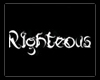 Righteous Back Tattoo