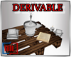 [DL]pallet table w item