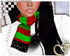 G- Frosty Holiday Scarf