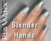 Wx:Slender Mt Green Tip